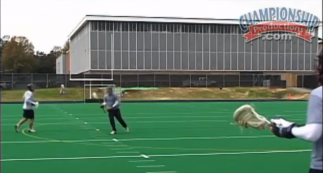 Improve Your Passing  Catching   Conditioning with the Line Drill   YouTube